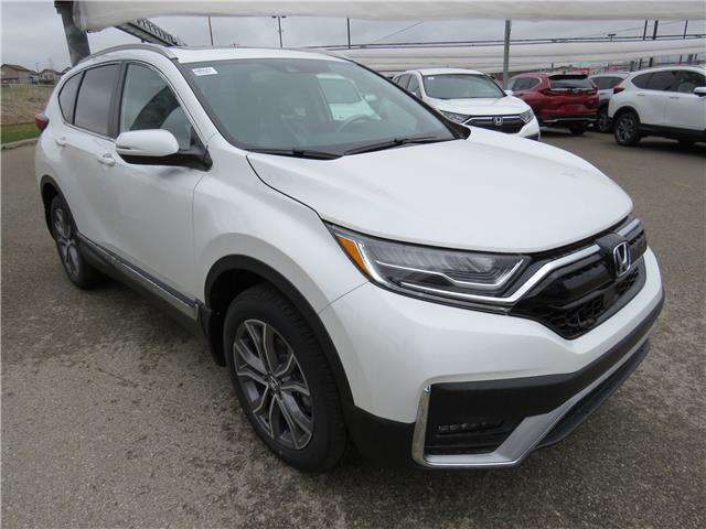 2020 Honda CR-V Touring (Stk: 200243) in Airdrie - Image 1 of 8