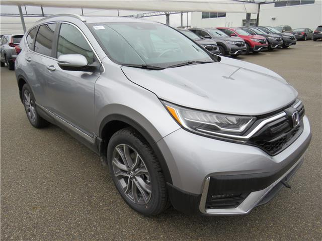 2020 Honda CR-V Touring (Stk: 200244) in Airdrie - Image 1 of 8
