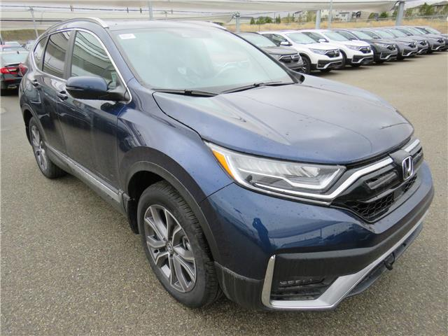 2020 Honda CR-V Touring (Stk: 200238) in Airdrie - Image 1 of 8