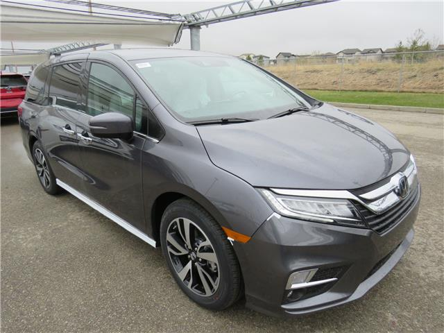 2020 Honda Odyssey Touring (Stk: 200248) in Airdrie - Image 1 of 8