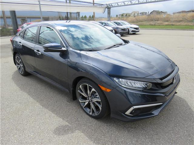 2020 Honda Civic Touring (Stk: 200168) in Airdrie - Image 1 of 8