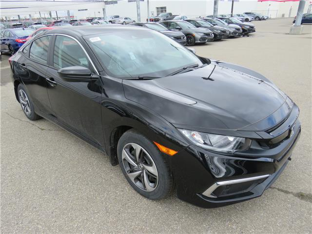 2020 Honda Civic LX (Stk: 200167) in Airdrie - Image 1 of 8