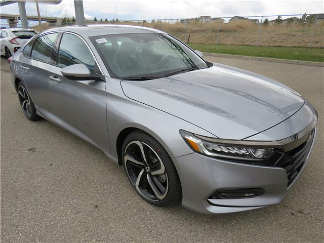 2020 Honda Accord Sport 1.5T (Stk: 200192) in Airdrie - Image 1 of 8