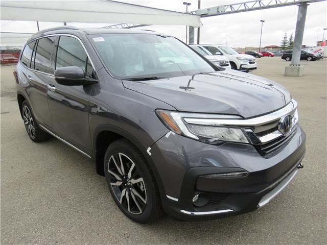 2020 Honda Pilot Touring 8P (Stk: 200196) in Airdrie - Image 1 of 8