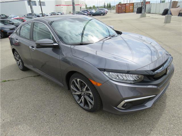 2020 Honda Civic Touring (Stk: 200281) in Airdrie - Image 1 of 8