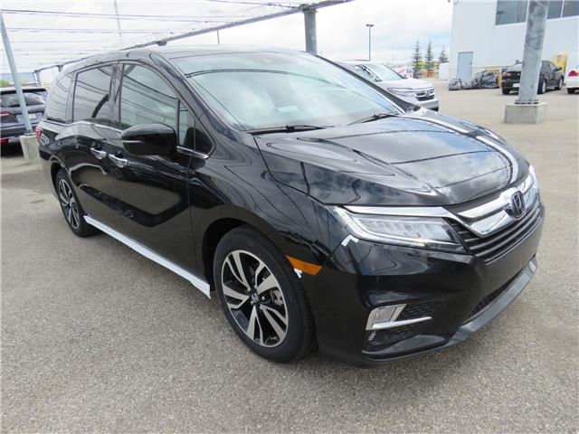 2020 Honda Odyssey Touring (Stk: 200283) in Airdrie - Image 1 of 8