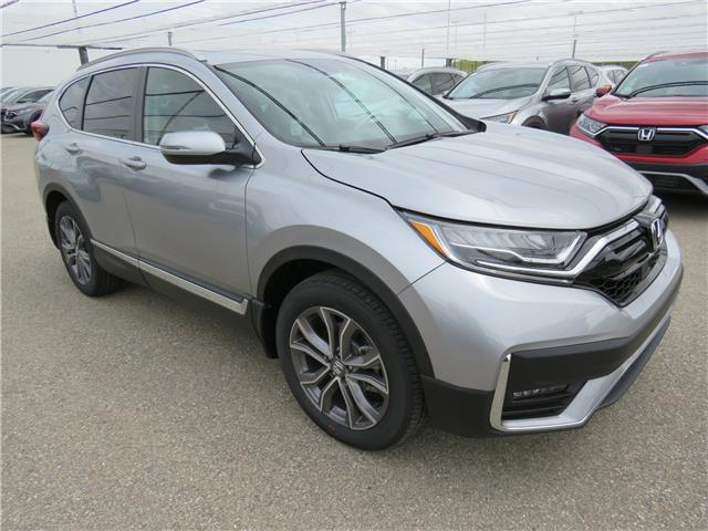 2020 Honda CR-V Touring (Stk: 200290) in Airdrie - Image 1 of 8