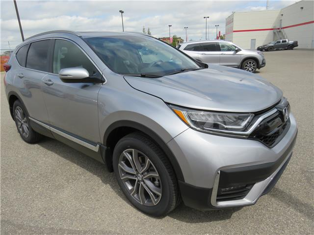 2020 Honda CR-V Touring (Stk: 200291) in Airdrie - Image 1 of 8