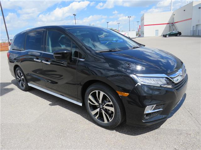 2020 Honda Odyssey Touring (Stk: 200302) in Airdrie - Image 1 of 8