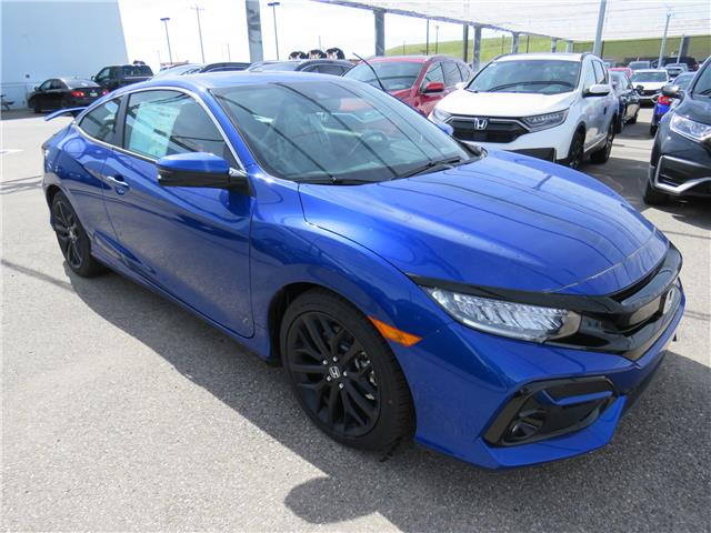 2020 Honda Civic Si Base (Stk: 200313) in Airdrie - Image 1 of 8