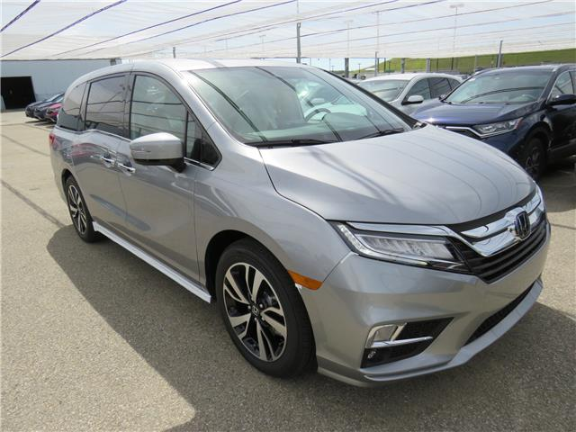2020 Honda Odyssey Touring (Stk: 200317) in Airdrie - Image 1 of 8