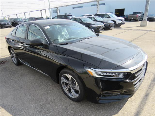 2020 Honda Accord EX-L 1.5T (Stk: 200337) in Airdrie - Image 1 of 8