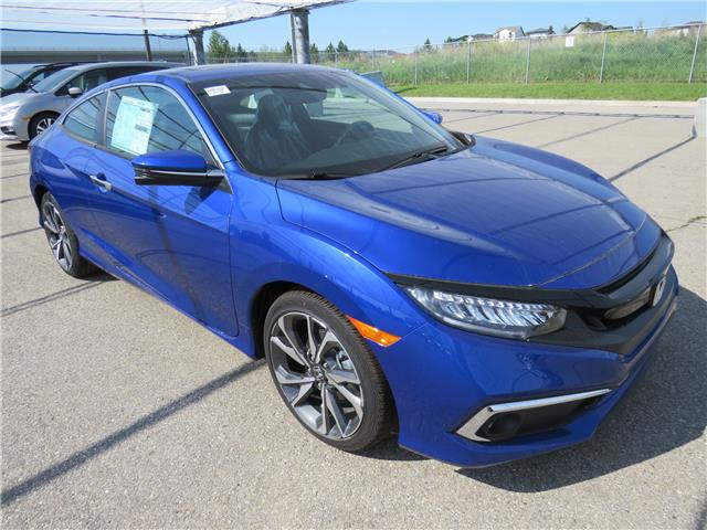 2020 Honda Civic Touring (Stk: 200350) in Airdrie - Image 1 of 8