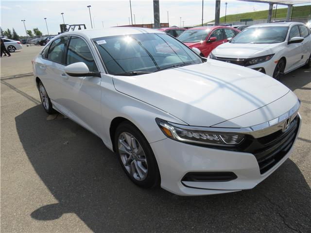 2020 Honda Accord LX 1.5T (Stk: 200388) in Airdrie - Image 1 of 8