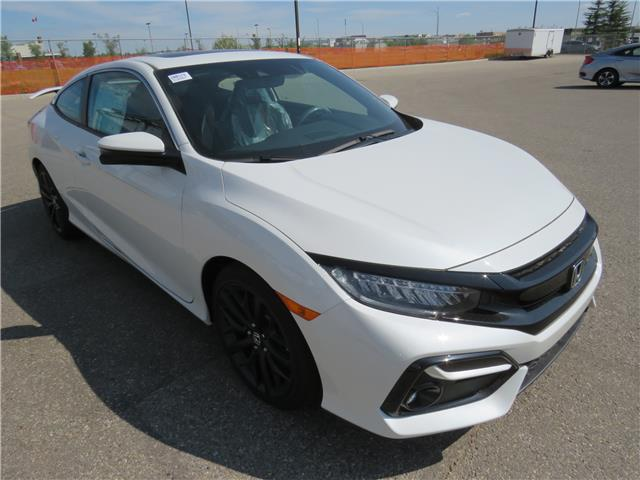 2020 Honda Civic Si Base (Stk: 200378) in Airdrie - Image 1 of 8