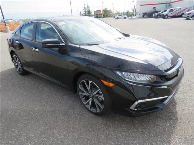 2020 Honda Civic Touring (Stk: 200392) in Airdrie - Image 1 of 8