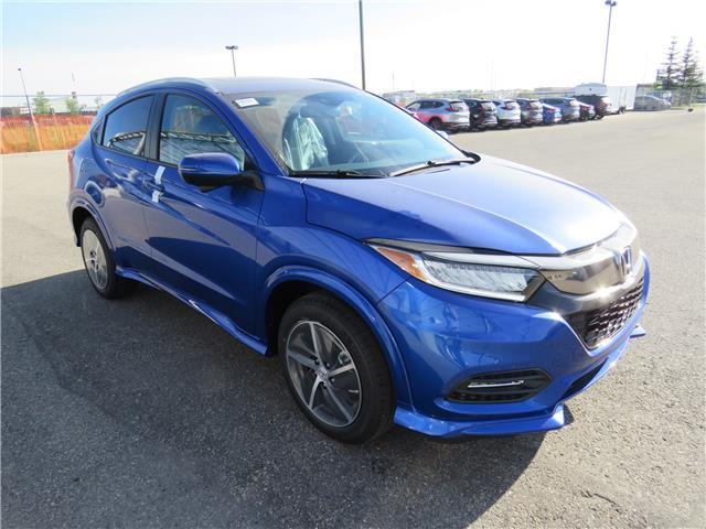 2020 Honda HR-V Touring (Stk: 200404) in Airdrie - Image 1 of 8