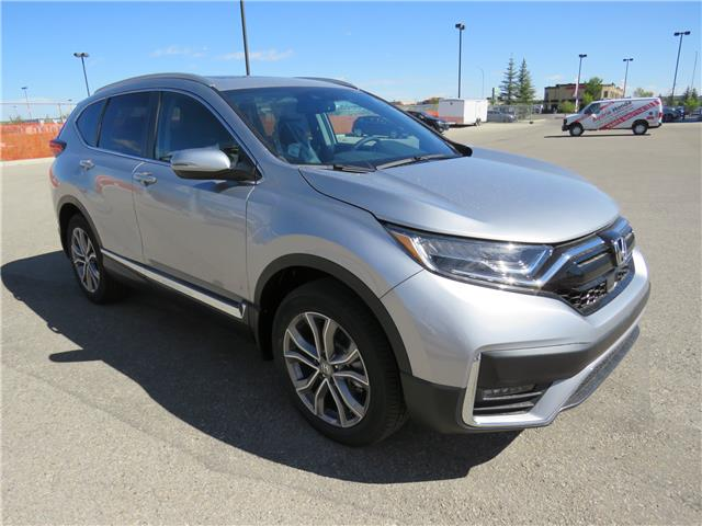 2020 Honda CR-V Touring (Stk: 200445) in Airdrie - Image 1 of 8