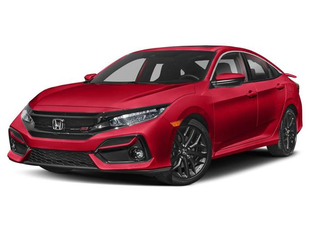 2020 Honda Civic Si Base (Stk: 206465) in Airdrie - Image 1 of 9