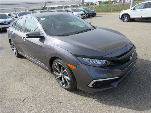2020 Honda Civic Touring (Stk: 200468) in Airdrie - Image 1 of 8