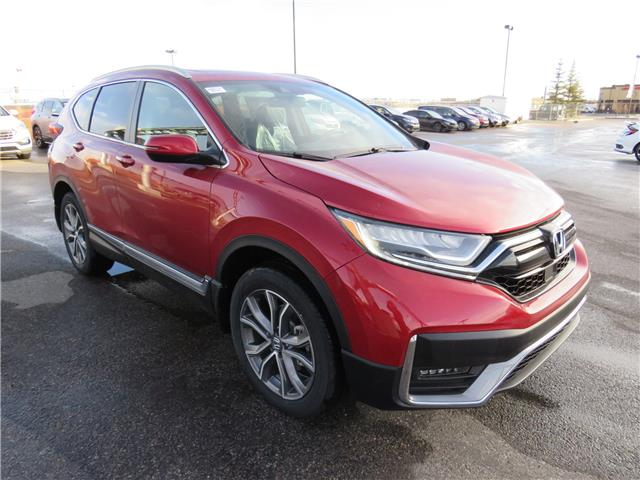2020 Honda CR-V Touring (Stk: 200519) in Airdrie - Image 1 of 8