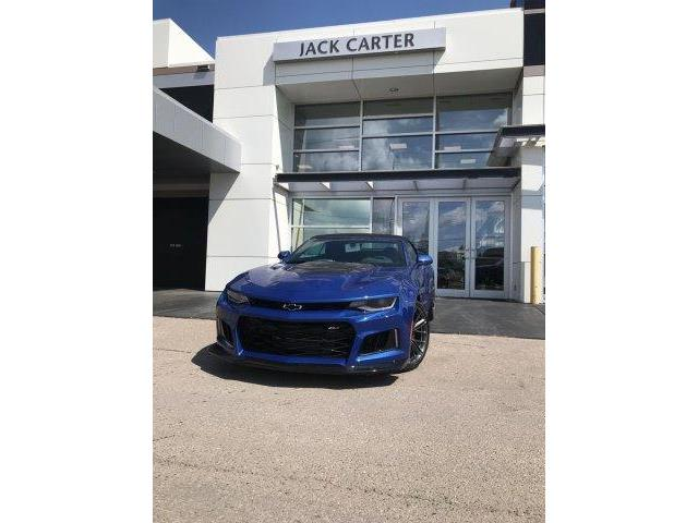2019 Chevrolet Camaro ZL1 (Stk: K0155976) in Calgary - Image 1 of 20