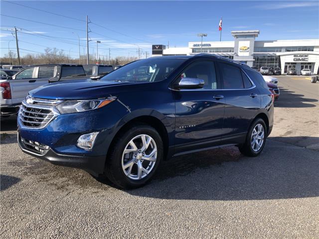 2020 Chevrolet Equinox Premier (Stk: L6112345) in Calgary - Image 1 of 17