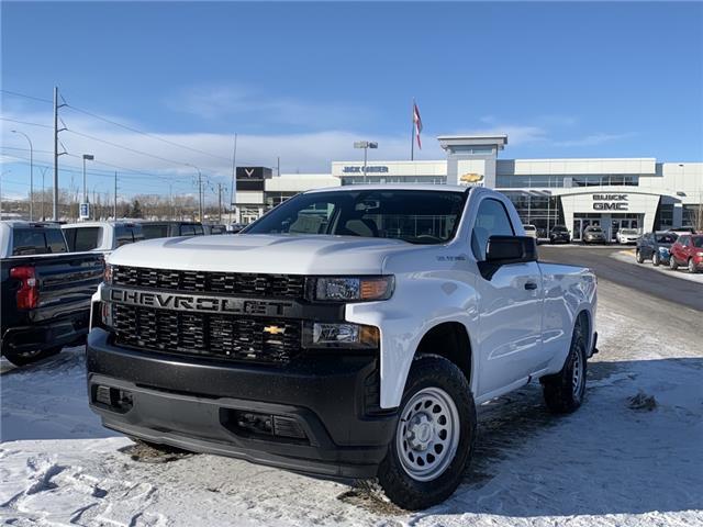 2019 Chevrolet Silverado 1500 Work Truck (Stk: KG172437) in Calgary - Image 1 of 17