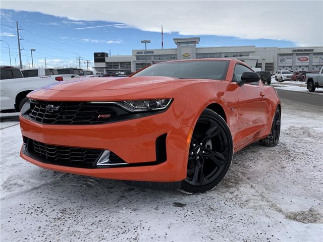 2019 Chevrolet Camaro 1LT (Stk: K0143395) in Calgary - Image 1 of 20