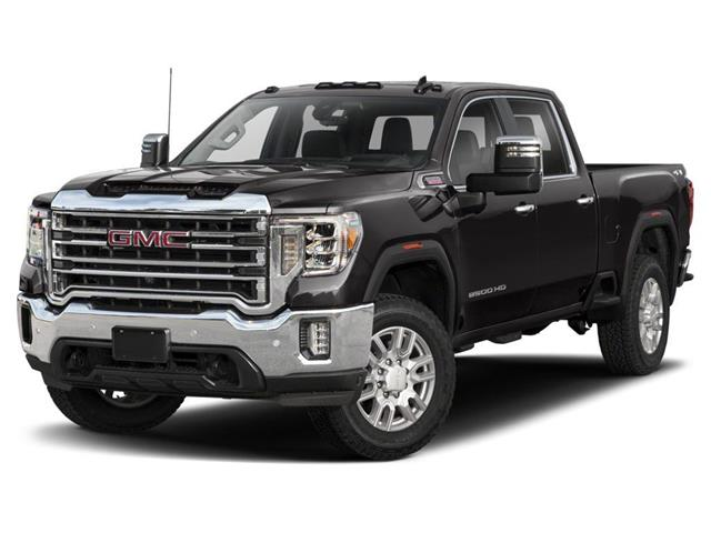 2020 GMC Sierra 2500HD SLT (Stk: LF234311) in Calgary - Image 1 of 9