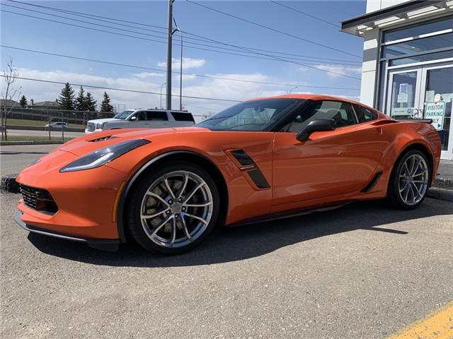 2019 Chevrolet Corvette Grand Sport (Stk: K5105868) in Calgary - Image 1 of 10
