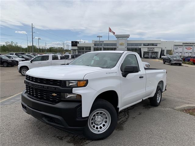 2020 Chevrolet Silverado 1500 Work Truck (Stk: LG160564) in Calgary - Image 1 of 20