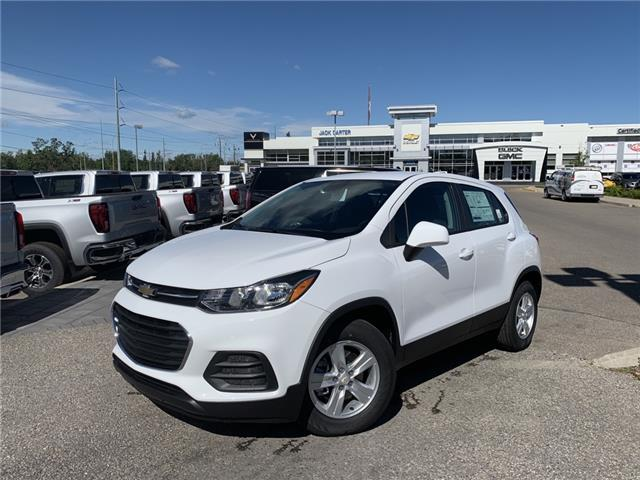 2020 Chevrolet Trax LS (Stk: LB338191) in Calgary - Image 1 of 20