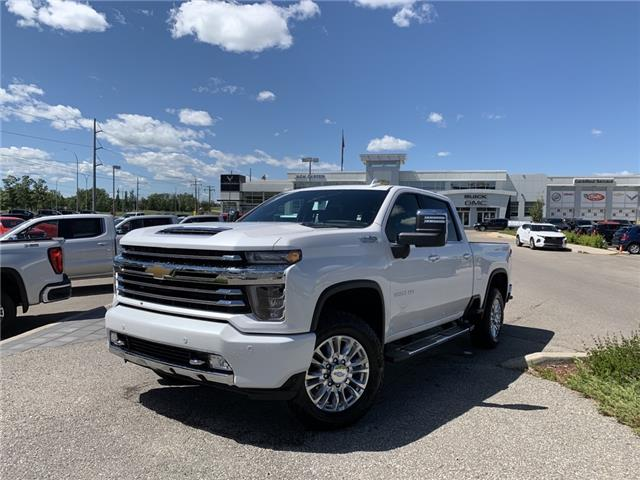 2020 Chevrolet Silverado 3500HD High Country (Stk: LF213167) in Calgary - Image 1 of 25