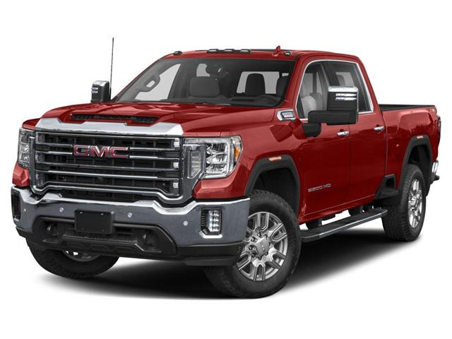 2021 GMC Sierra 3500HD SLT (Stk: MF134012) in Calgary - Image 1 of 8