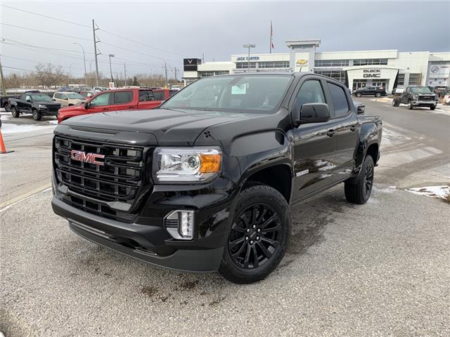 2021 GMC Canyon Elevation (Stk: M1144135) in Calgary - Image 1 of 30