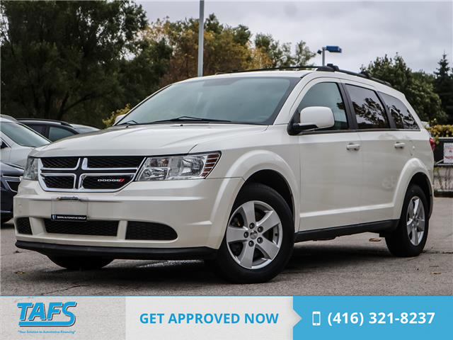 2013 Dodge Journey CVP/SE Plus (Stk: S1056) in Toronto - Image 1 of 5