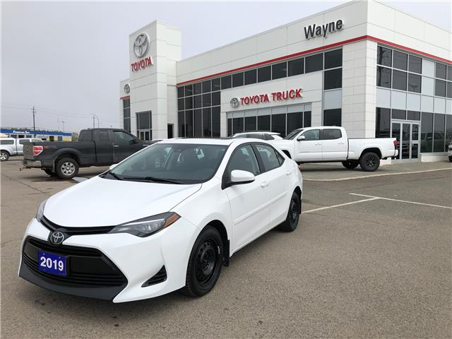 2019 Toyota Corolla LE (Stk: 11121) in Thunder Bay - Image 1 of 27
