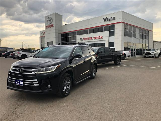 2018 Toyota Highlander Limited (Stk: 11113) in Thunder Bay - Image 1 of 28