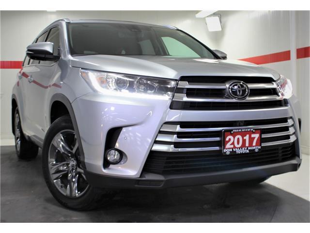 2017 Toyota Highlander Limited (Stk: 300930S) in Markham - Image 1 of 30