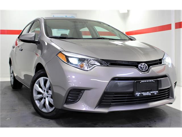 2016 Toyota Corolla LE (Stk: 300939S) in Markham - Image 1 of 23