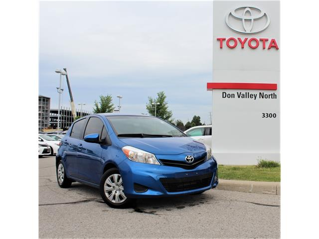 2012 Toyota Yaris LE (Stk: 301093S) in Markham - Image 1 of 1