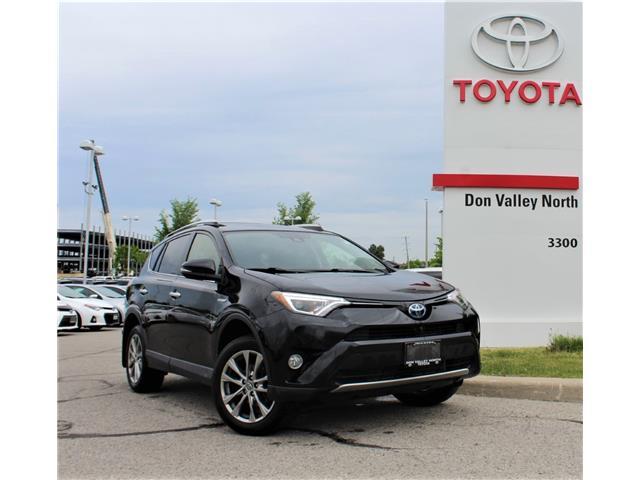2016 Toyota RAV4 Hybrid Limited (Stk: 301096S) in Markham - Image 1 of 1