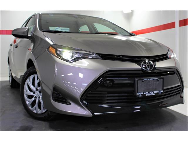 2017 Toyota Corolla LE (Stk: 300980S) in Markham - Image 1 of 23