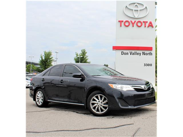 2013 Toyota Camry LE (Stk: 301115S) in Markham - Image 1 of 1