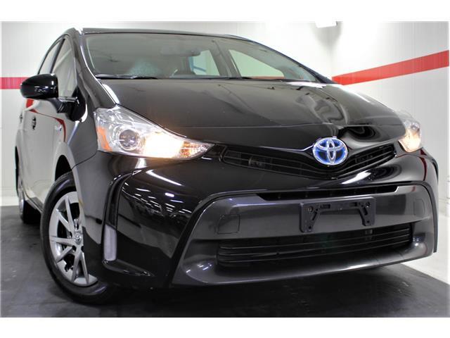 2017 Toyota Prius v Base (Stk: 301052S) in Markham - Image 1 of 26