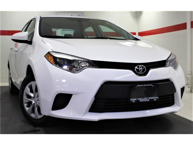 2016 Toyota Corolla CE (Stk: 301094S) in Markham - Image 1 of 23