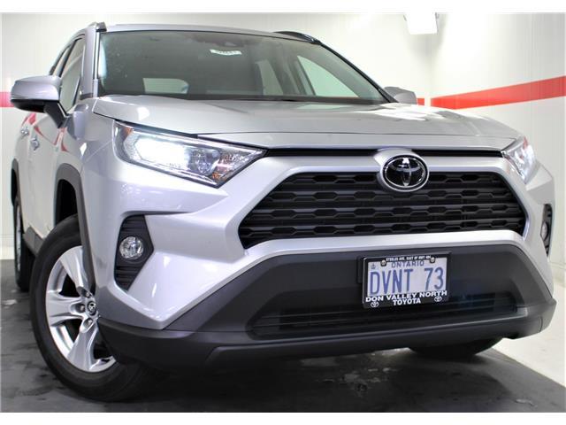 2020 Toyota RAV4 XLE (Stk: 294683) in Markham - Image 1 of 9