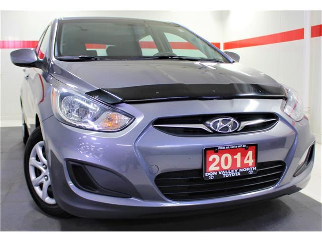 2014 Hyundai Accent GL (Stk: 301279S) in Markham - Image 1 of 21