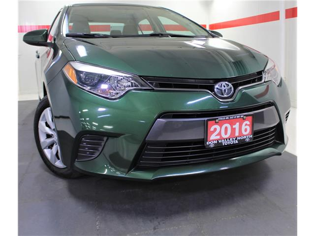 2016 Toyota Corolla LE (Stk: 301301S) in Markham - Image 1 of 23